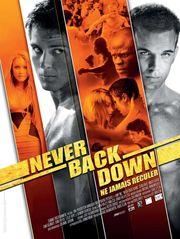 Never Back Down, ne jamais reculer