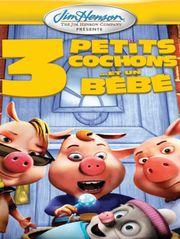 3 petits cochons et un bébé