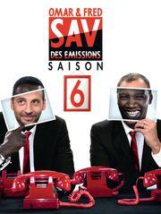 Omar et Fred, SAV des émissions