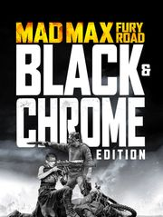 Mad Max : Fury Road - Black & Chrome