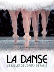 La danse, le ballet de l'Opéra de Paris
