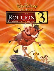 Le roi lion 3 : Hakuna Matata