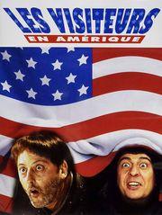 Les visiteurs en Amérique