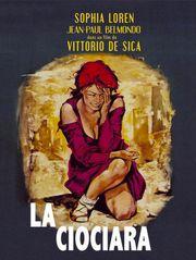 La Ciociara : la paysanne aux pieds nus
