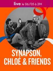 La French Touch : Concert de Synapson, Chloé & Friends