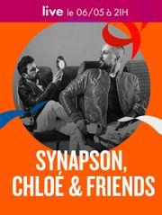 La French Touch : Concert de Synapson, Chloé & Friends