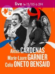 Concert d'Alexis Cardenas, Marie-Laure Garnier et Celia Oneto Bensaid - Bande Annonce