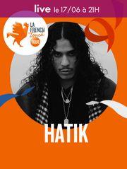 French Touch Tour : Concert de Hatik