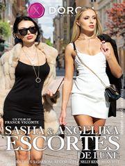 Sasha & Angelika, escortes de luxe