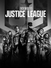 Zack Snyder's Justice League (version N&B)