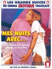 Mes nuits avec Alice, Pénélope, Arnold, Maud et Richard