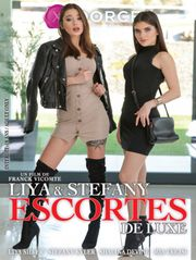 Liya et Stefany escortes de luxe