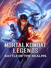 Mortal Kombat Legends : Battle of the Realms