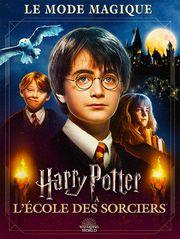 Harry Potter à l'école des sorciers : le mode magique