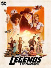 Legends of Tomorrow - Saison 5