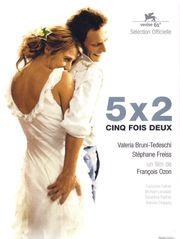 5x2 : cinq fois deux