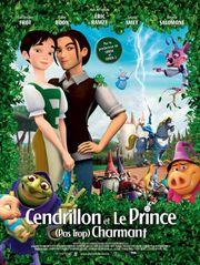 Cendrillon et le prince (pas trop) charmant
