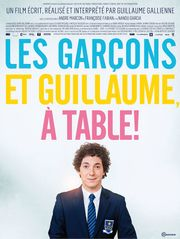 Les garçons et Guillaume, à table !