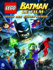 Lego Batman : Unité des super héros