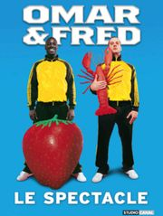 Omar et Fred, le spectacle