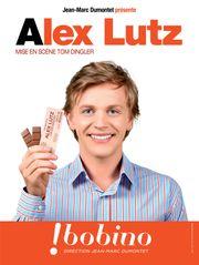 Alex Lutz sur scène