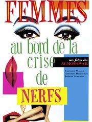 Femmes au bord de la crise de nerfs