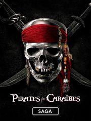 Saga Pirates des Caraïbes