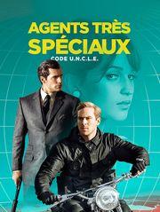 Agents très spéciaux : Code U.N.C.L.E.