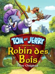 Tom et Jerry : l'histoire de Robin des Bois - Ép 1