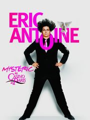 Eric Antoine : Mystéric