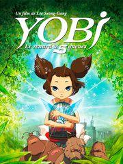 Yobi, le renard à cinq queues