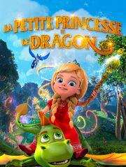 La petite princesse et le dragon