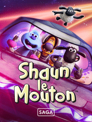 Saga Shaun Le Mouton