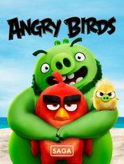 Saga Angry Birds