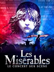 Les Misérables : Le concert sur scène