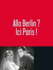 Allô Berlin, ici Paris
