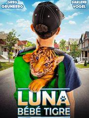 Luna, bébé tigre