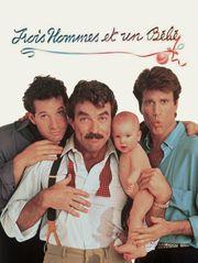 Trois hommes et un bébé