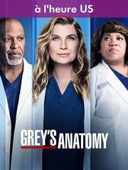 Grey's Anatomy - Saison 18