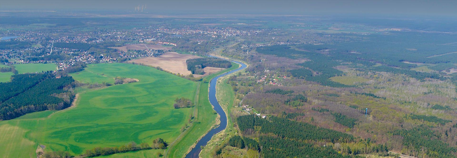 Polska z góry - skróty odcinków