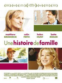 Une histoire de famille