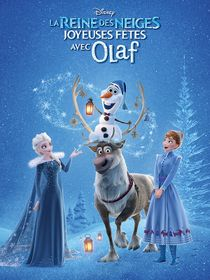 Joyeuses Fêtes avec Olaf