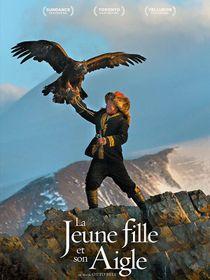 La jeune fille et son aigle