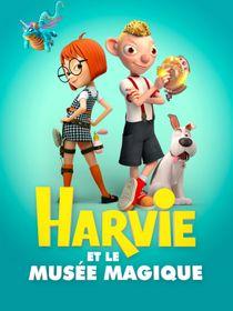 Harvie et le musée magique