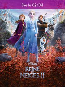 A venir : La reine des neiges II