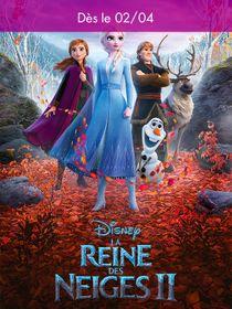 A venir : La reine des neiges 2