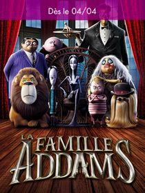A venir : La famille Addams