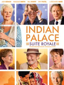 Indian Palace : suite royale