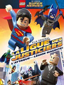 Lego DC Comics Super Heroes : La ligue des Justiciers et l'attaque de la légion maudite
