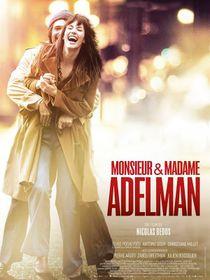 Monsieur & madame Adelman